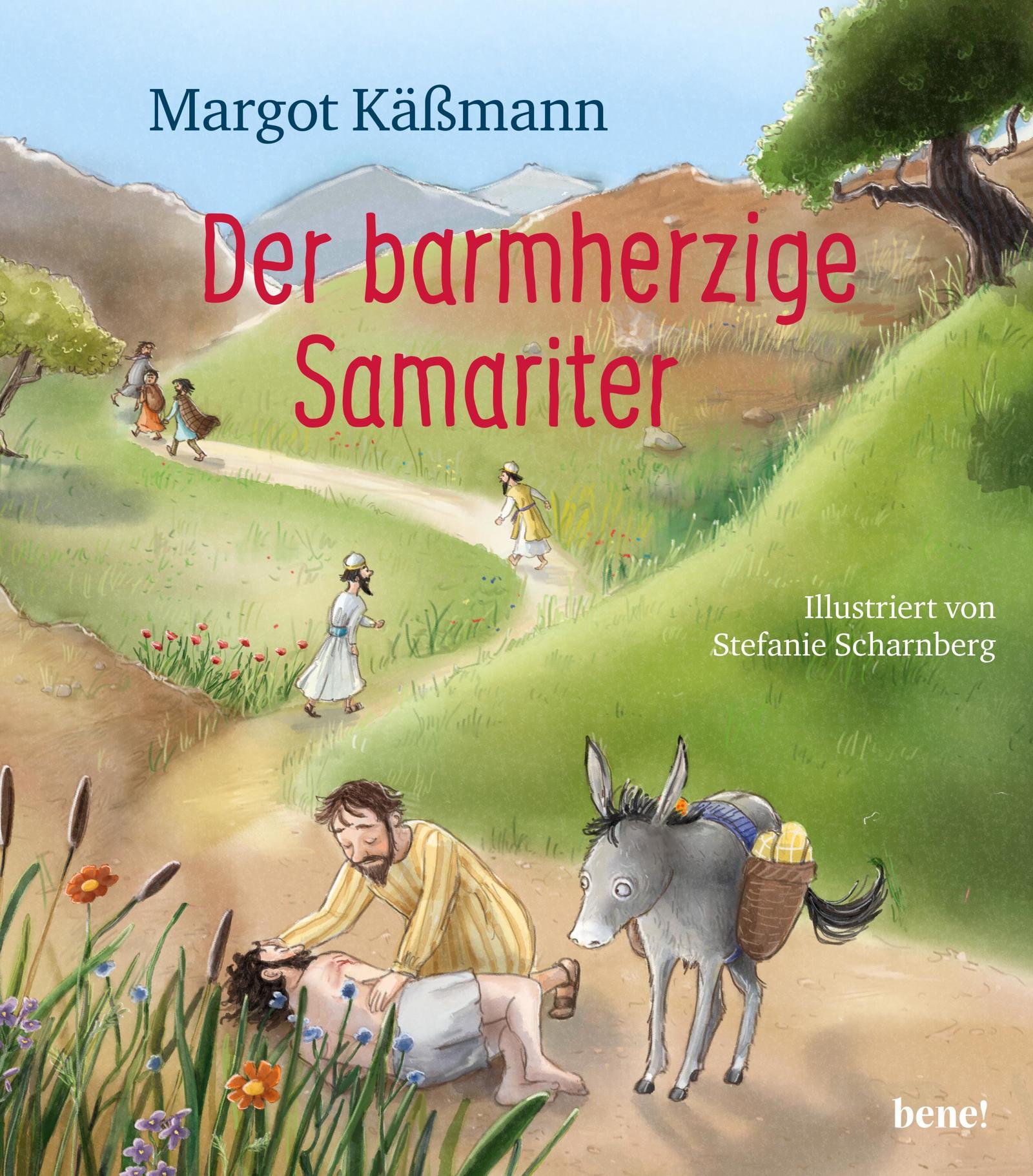 Cover Der barmherzige Samariter Margot Käßmann