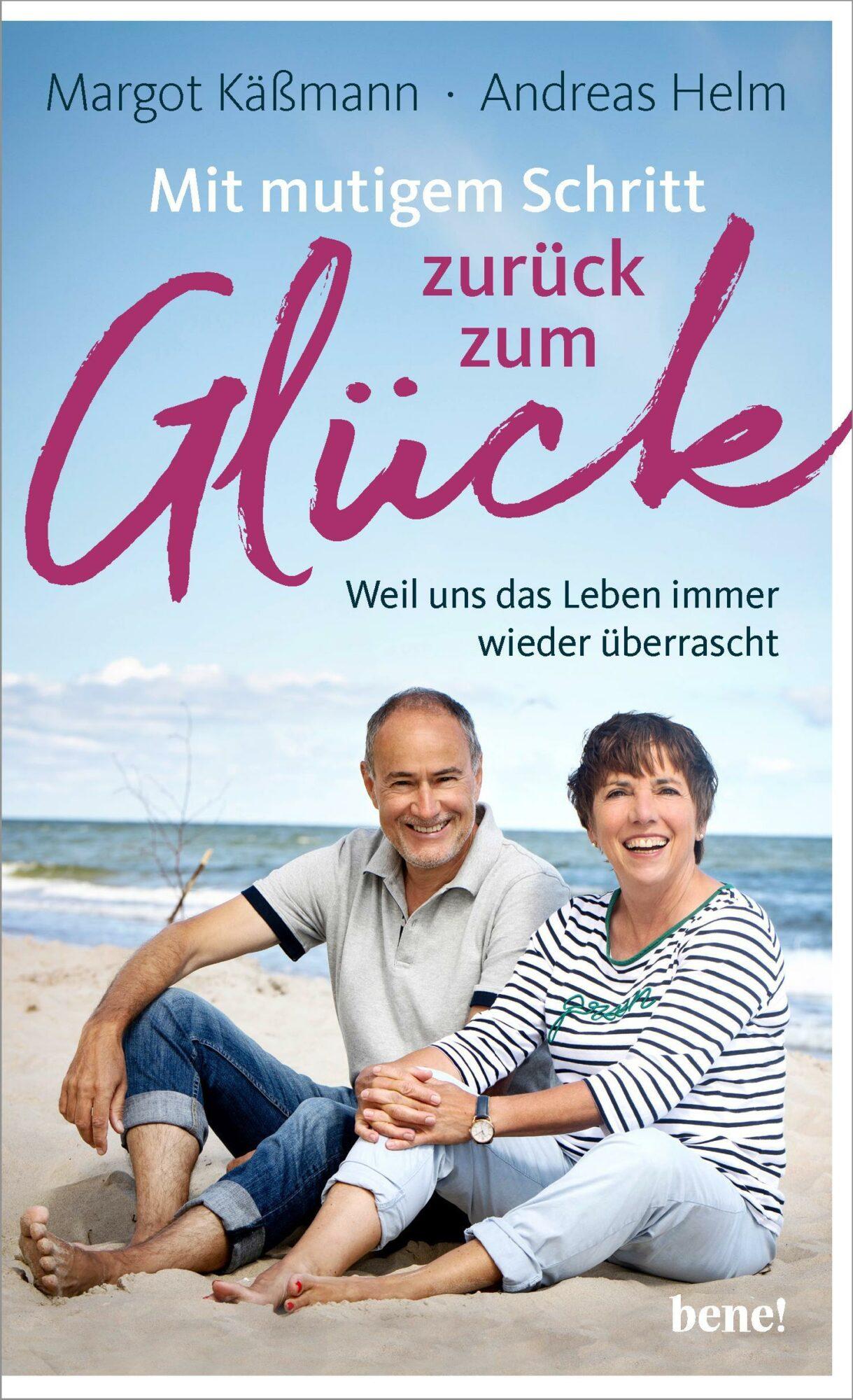 Cover Zurück Zum Glück Käßmann und Helm