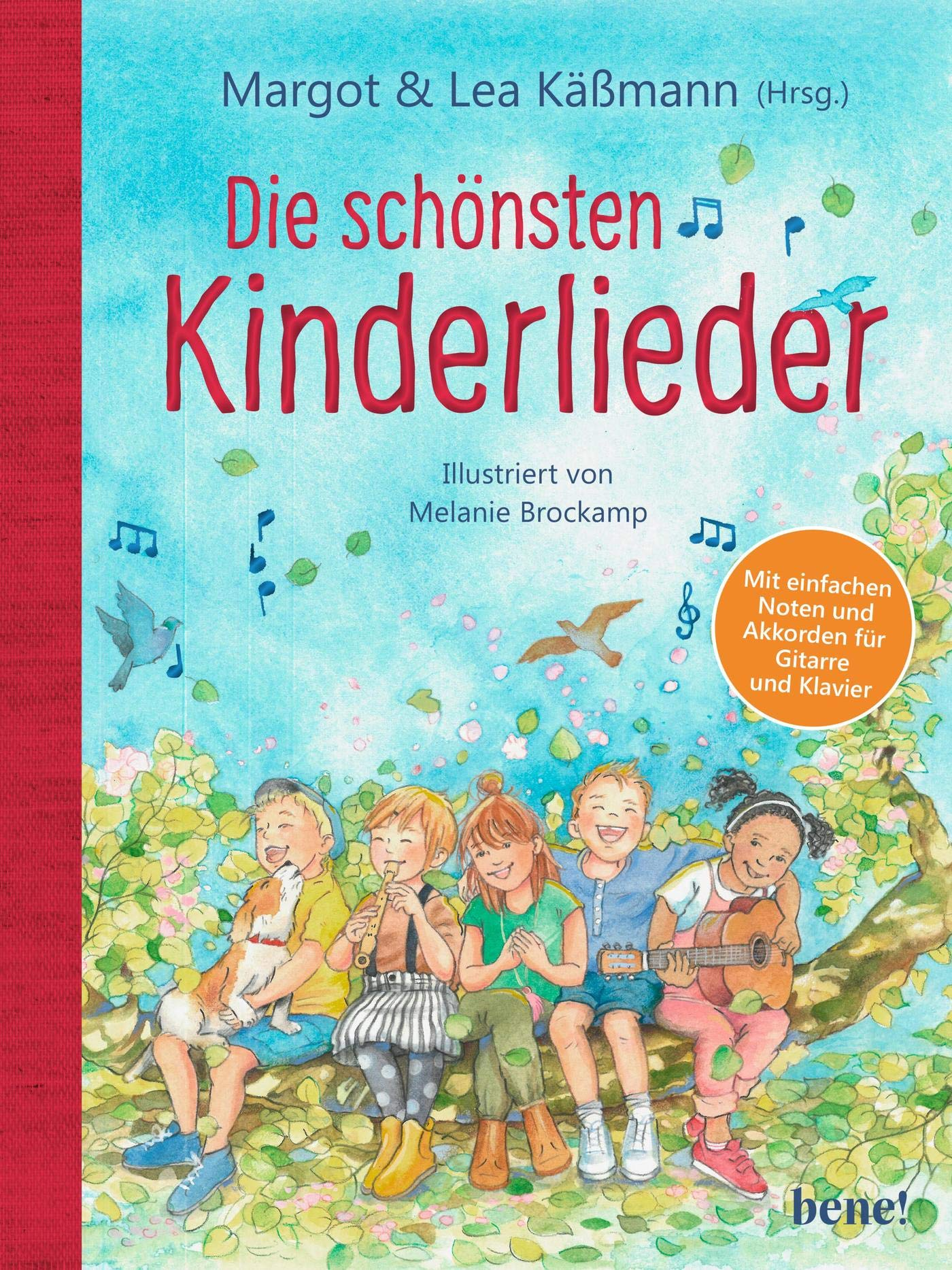 Die schönsten Kinderlieder Margot und Lea Käßmann