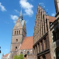 Predigt in Hannover