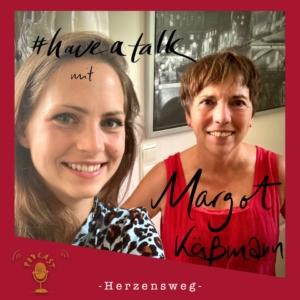 #HAVEATALK mit Margot Käßmann